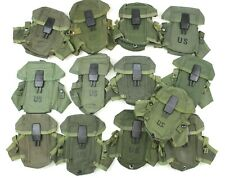GENUINE US ARMY LC2 AMMO MAGAZINE GRENADE WEBBING POUCH  for ALICE SYSTEM M16