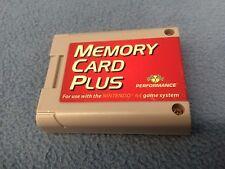 Nintendo 64 N64 Memory Card PLUS Accessory Super Fast FREE Shipping!