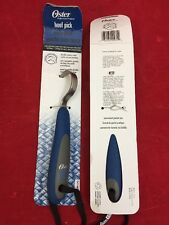 NEW LOT OF 2 OSTER Hoof Picks For Horses Cure-Pied Blue 78399-170