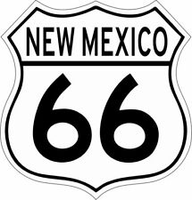 NEW MEXICO Route 66 Vinyl Decal Sticker