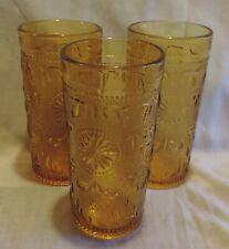 New Listing3 Vintage Duz soap Amber Glassware American Concord