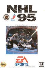 # Sega Mega Drive-NHL 95-Top/us Genesis juego #