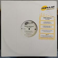 "Farida Merville - I Just Wanna 12"" Mint- CRAB 12155-1 House 1997 USA White Promo"
