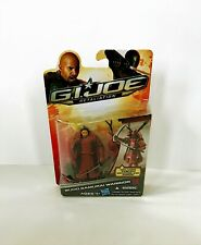 New G.I. Joe Retaliation Budo Samurai Warrior 3.75� Action Figure by Hasbro