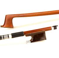 Pro Master 4/4 Violin Bow D.PECCATTE Copy Advanced Pernambuco T-S Silver parts