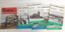 Der Modelleisenbahner / M+F Journal 1978, 79, 81 Zeitschrift Hefte 8 Stück