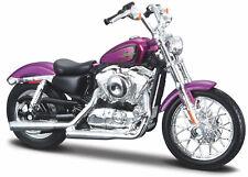 Harley-Davidson 2013 XL 1200V Senenty-Two 1:18 Moto Modèle de Maisto