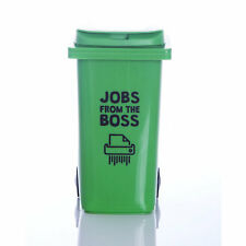 Boxer Gifts Jobs From The Boss Novelty Desk Wheelie Bin