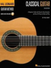 Hal Leonard Classical Guitar Method (Tab Edition) : A Beginner's Guide with...