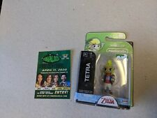 "NIB Jakks World of Nintendo The Legend of Zelda Series 3 Tetra 2.5"" Mini Figure"