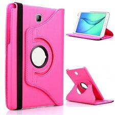 "Funda giratoria 360º tablet Samsung Galaxy Tab 4 7.0"" 7"" Sm-t230 T235 - Rosa Fu."