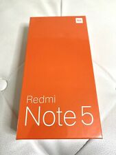 Xiaomi Redmi Note 5 32GB Dual Sim Gold GSM Unlocked Global Version New Sealed
