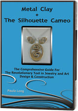 SALE ~ $10 OFF ~ Metal Clay + The Silhouette Cameo - Video Tutorial on DVD