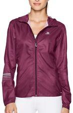 Salomon Lightning Wind Graph Womens Running Jacket - Pink
