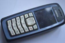 Nokia 3100 - Light Blue (Unlocked)  Basic Button Mobile Phone