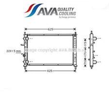FT2188 Radiatore, Raffreddamento motore (AVA)