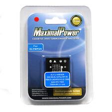 MaximalPower Battery for OLYMPUS Li40B Li42B FE-4000 4010 4030 5000 5010 D-630