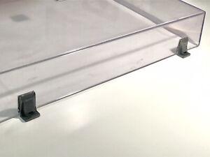 Technics SL-Q2 Plattenspieler Reparaturkit für Staubschutz Abdeckhaube + Kleber