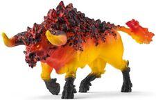 New Schleich Eldrador Fire Bull