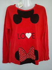 NICE Oysho NEUF minniemickey Femmes T-Shirt Femme Neuf Taille S 8/10 ou pyjama top