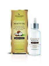 Skin Care Chemist Limited Coconut Beauty Oil Smoothing 1 fl. oz./30 ml. N.I.B.1