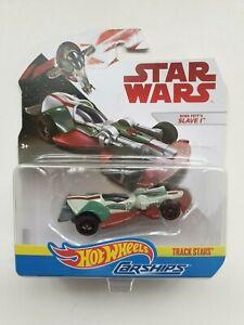 Hot Wheels Star Wars Boba Fett's Slave I