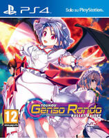 Touhou Genso Rondo Bullet Ballet PS4 PLAYSTATION 4 Nis America