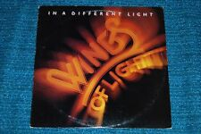 WINGS OF LIGHT In A Different Light PRIVATE MODERN BOOGIE SOUL XIAN LP