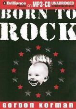 Born to Rock Korman, Gordon MP3 CD