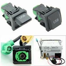 OEM USB Switch Schalter Kabel Für GOLF JETTA MK5/6 RADIO RCD310 RCD510 RNS315
