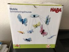 Haba Baby Mobile - New-in-Box Butterflies - So Cute!
