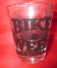 Bike Week 98 Daytona Shot Glass
