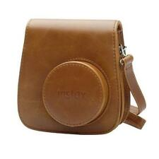 Fujifilm Instax Groovy Camera Case - Brown for Instax Mini 8