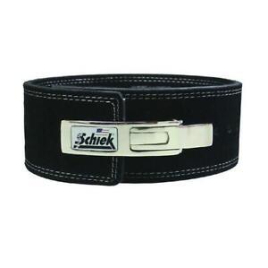 Schiek Fitness Power Lever Belt (Model L7010) Competition Power Belt - M L XL