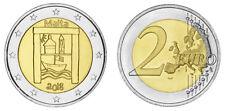 MALTA 2 EURO KULTURELLES ERBE - VON KINDERN MIT SOLIDARITÄT 2018 BANKFRISCH