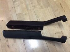 Fiat X19 X1/9 brown internal door handles arm rests