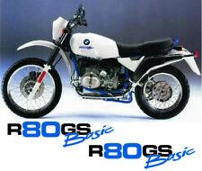 BMW  R80GS Basic -2 tank decals aufkleber-stickers-autocollant-adesivi-pegatinas