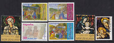 (22136) Various MNH Christmas stamps x7 1990's unmounted mint