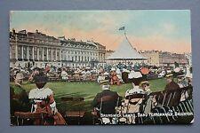 R&L Postcard: Brunswick Lawns Band Performance Brighton