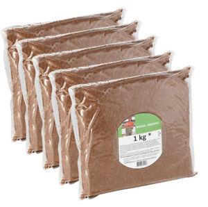 5kg Bokashi Starter EM ferment Compost Accelerator kompostaufwerter 5 x 1kg