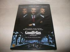 Goodfellas Ray Liotta Robert De Niro and Joe Pesci Dvd Factory Sealed