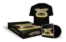 Babymetal Metal Resistance CD box set with LARGE t-shirt baby metal IN STOCK