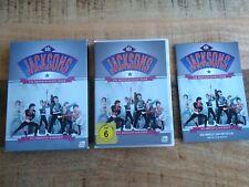 Die Jacksons - Ein Amerikanischer Traum -  Der komplette Zweiteiler DVD 2018