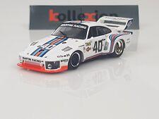 MINICHAMPS 400766340 PORSCHE 935 Martini n°40 Le Mans 1976 1.43