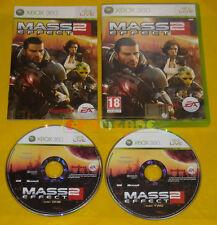 MASS EFFECT 2 XBOX 360 Versione Ufficiale Italiana 1ª Edizione »»»»» COMPLETO
