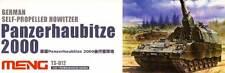 MENG Obús automotor 2000 Tanque De Grecia Greece 1:35 modelo equipo construcción