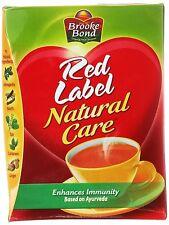 Brooke Bond Red Label Natural Care Tea, 250 gm FREE SHIP