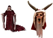Halloween Michael Dougherty's Krampus Mask & Costume TOT's Officially Licensed