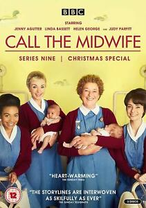 Call The Midwife Series 9  + Christmas Special - DVD - Brand New Sealed