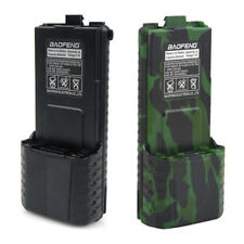 BAOFENG Li-ion Camouflage/Black long Battery 3800mAh for UV-5R F8 series battery